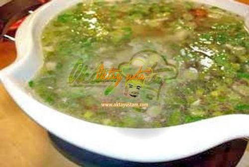 Balık Çorbası, Balık Çorbası Tarifi Resmi Fotosu