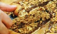 Çikolatalı Fındıklı Pizza Tarifi
