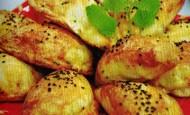 Patatesli ve Susamlı Poğaça Tarifi