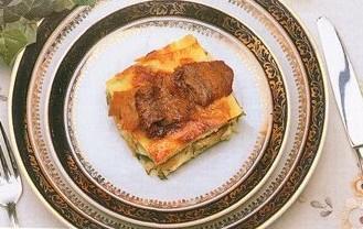 Patlıcanlı Börek, Patlıcanlı Börek fotosu resmi