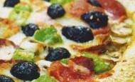 Susamlı Simit Pizza Tarifi