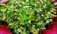 Bakla Salatası Tarifi