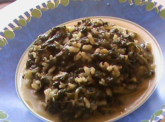Zeytinyağlı Ispanak Tarifi
