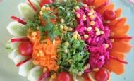 Dört Mevsim Salatası Tarifi