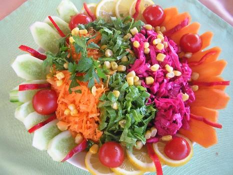 Gökkuşağı salatası resimli ile Etiketlenen Konular 44