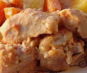 Kremalı Tavuk Tarifi