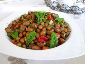 barbunya salata
