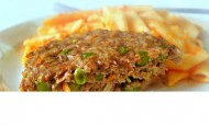 Sebzeli köfte (fırında) Tarifi