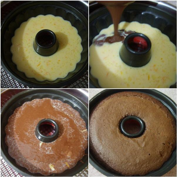 karamelli kek