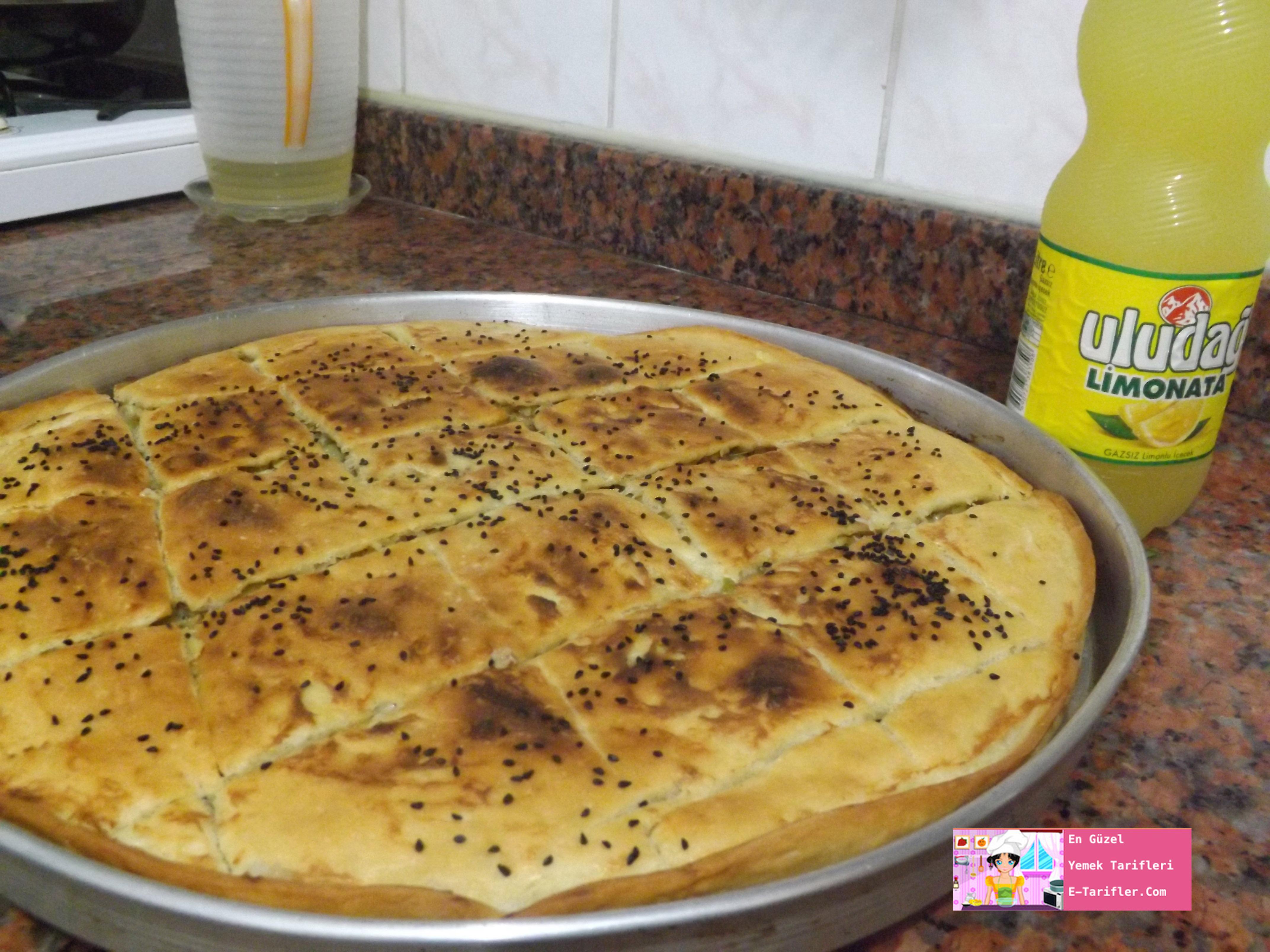 Ev yapımı Susamlı Sandviçli Döner Tarifi