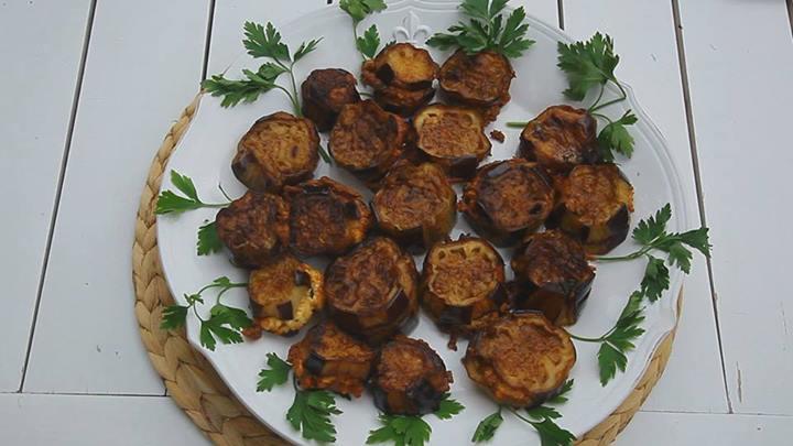 Peynirli Patlıcan Tarifi