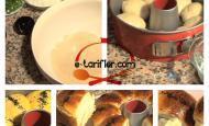 Fırında Peynirli Ekmek Tarifi