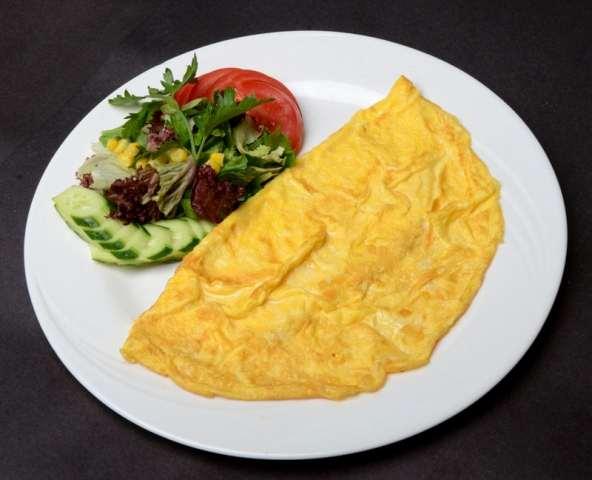 klasik omlet