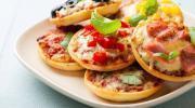 Diyet Mini Pizzalar Tarifi