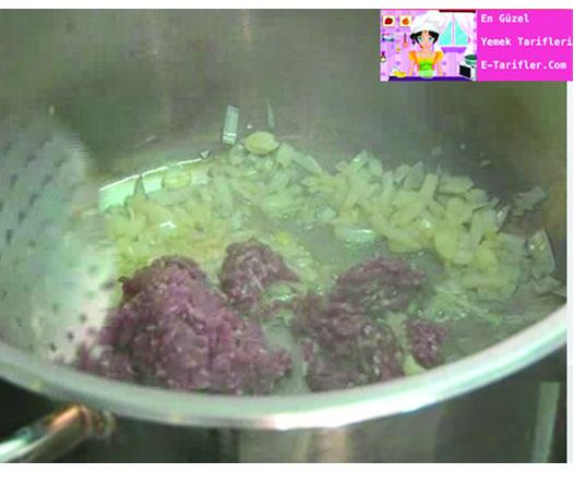 Patlıcanlı Musakka Tarifi 1