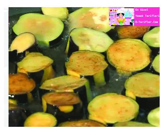 Patlıcanlı Musakka Tarifi 3