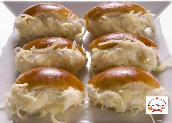 Diyet Sakallı Sandviç Tarifi