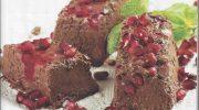 Çikolatalı ve Vişneli Terin Tarifi