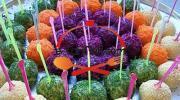 Patates Topları (renkli) Tarifi