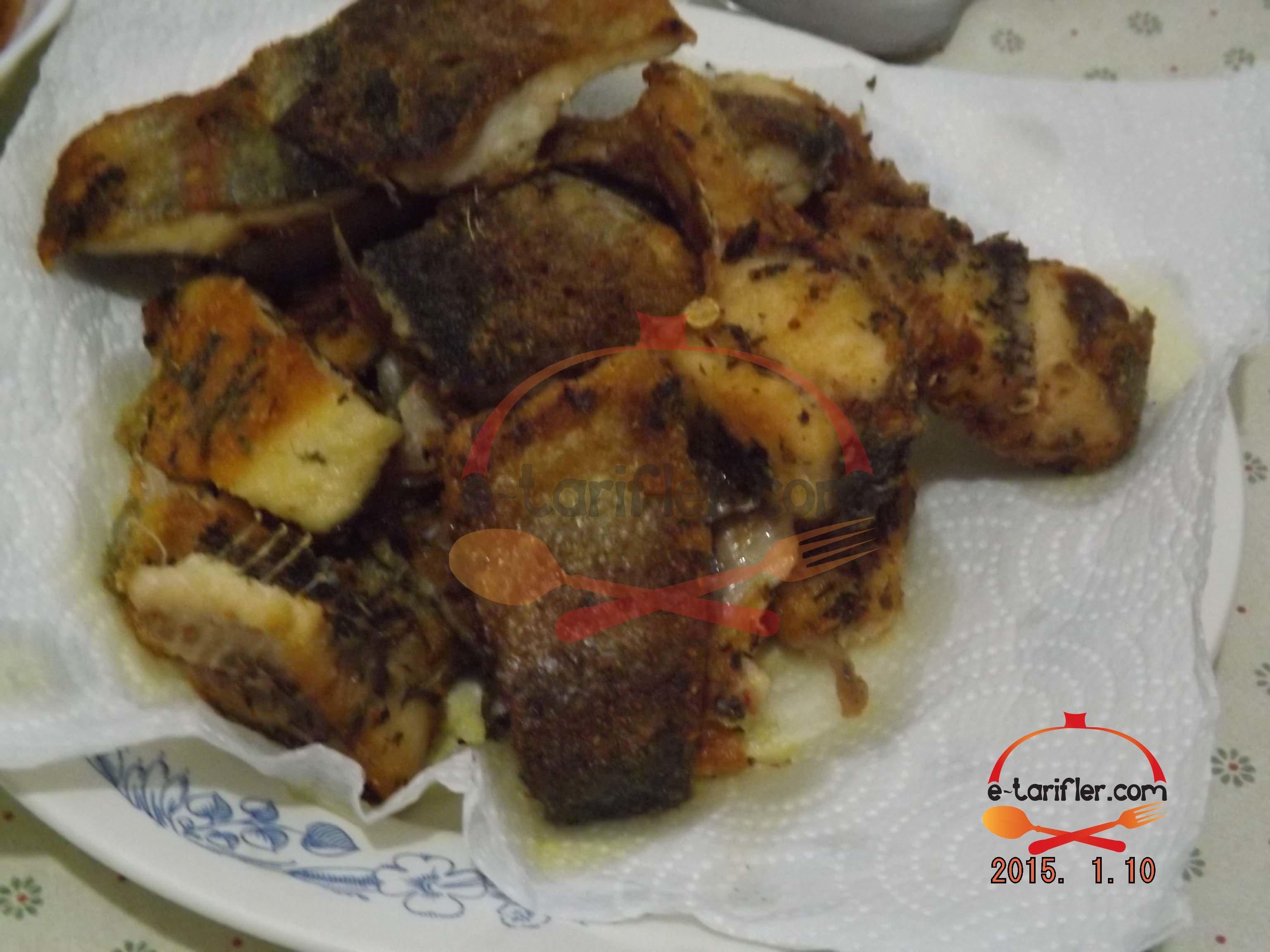 Çemenli Balık Kızartması 3