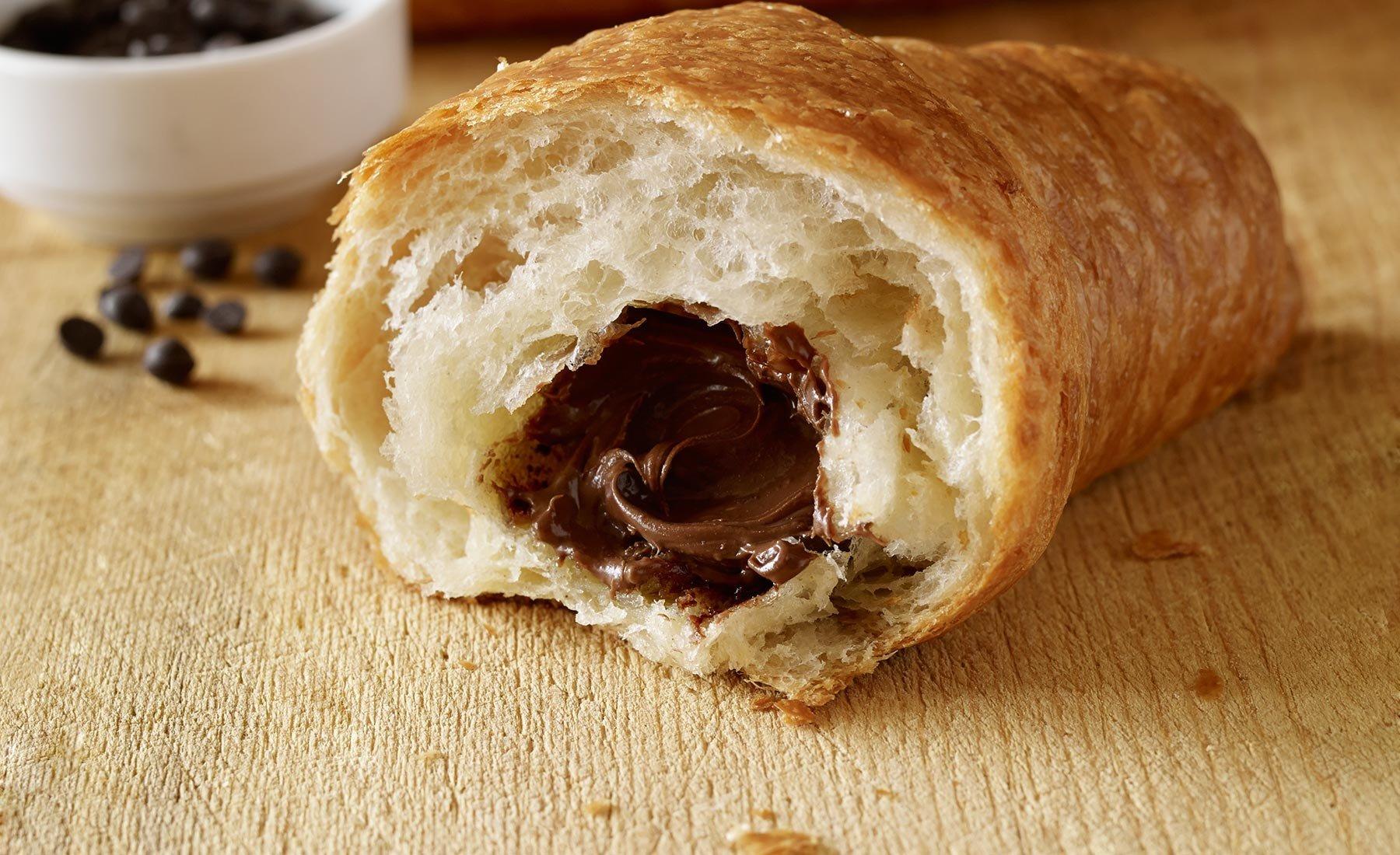 Çikolatalı Kruvasan