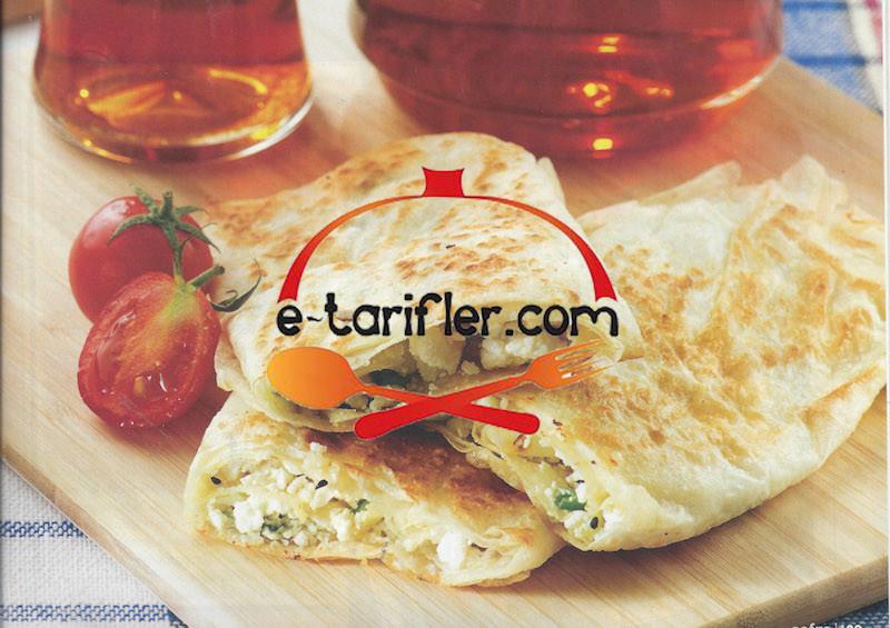 çökelekli börek tarifi resmi