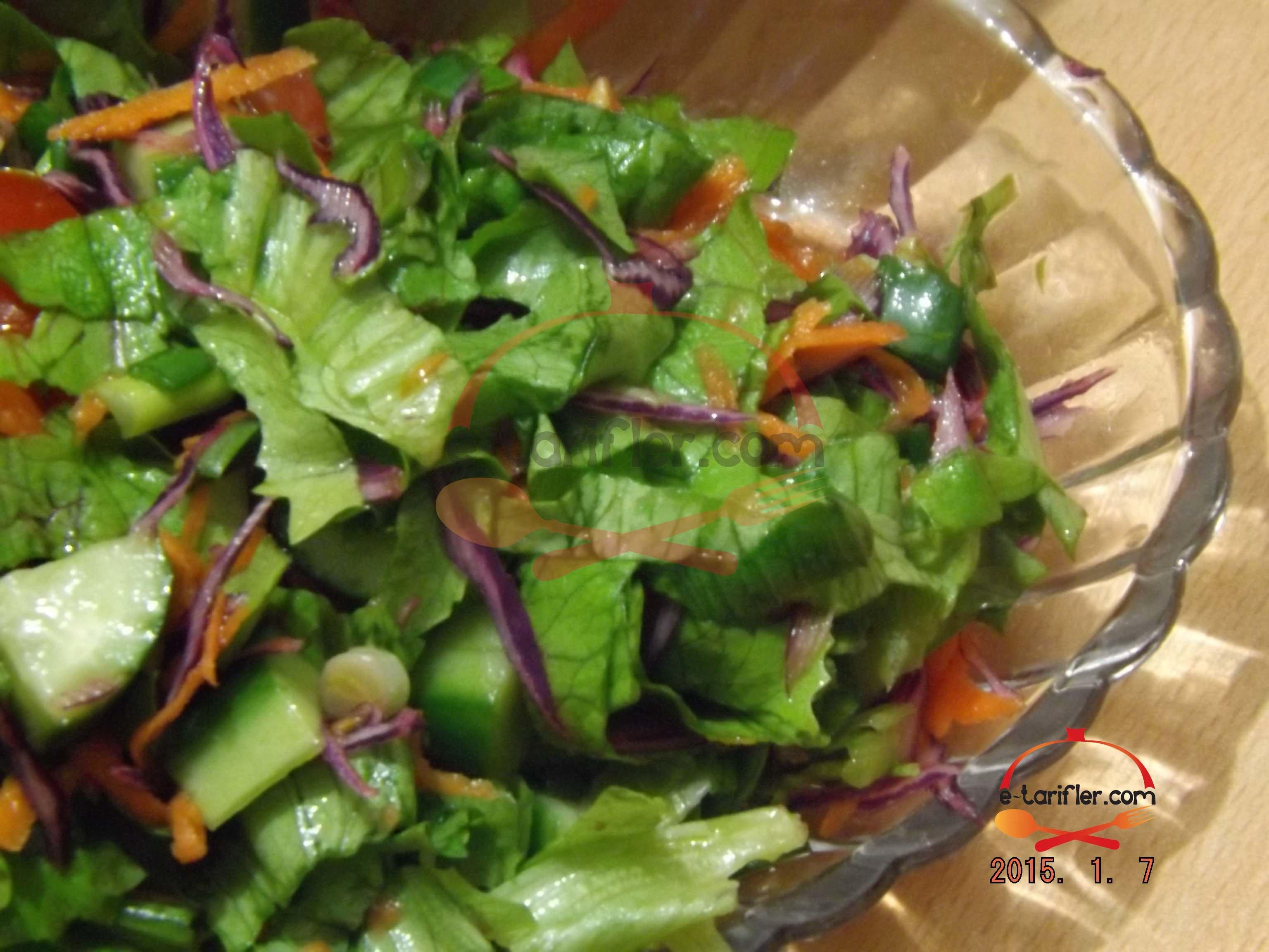 Mevsim Salatası 2