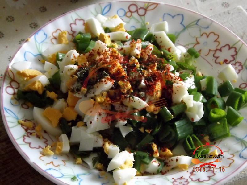 Yumurta Salatası 4