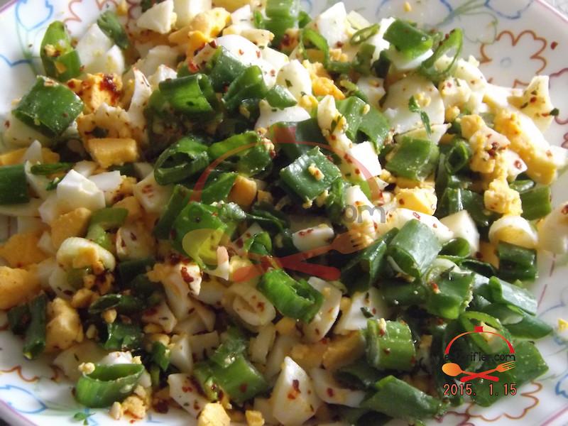 Yumurta Salatası 5