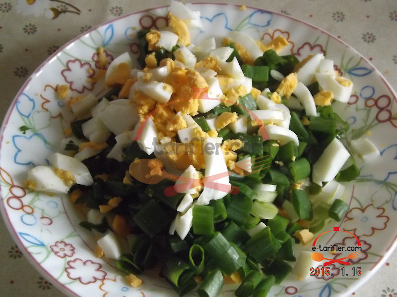 Yumurta Salatası 6