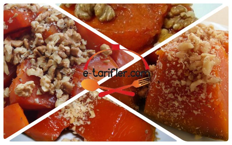 fırında kabak tatlısı tarifi resmi