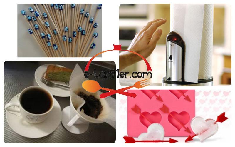 mutfakta sıradan şeylerin sıradışı kullanımları resmi