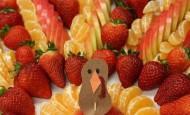 Muhteşem Meyve Süsleme Ve Sunumları