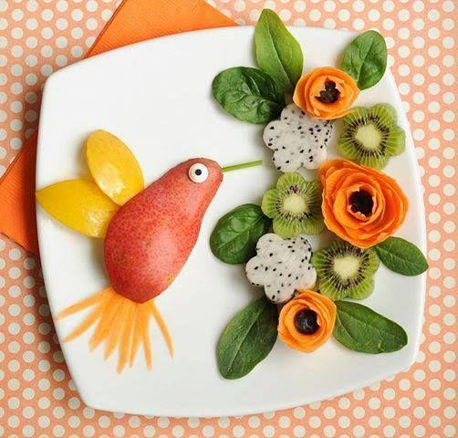 Görsel Salata Sunumları 13