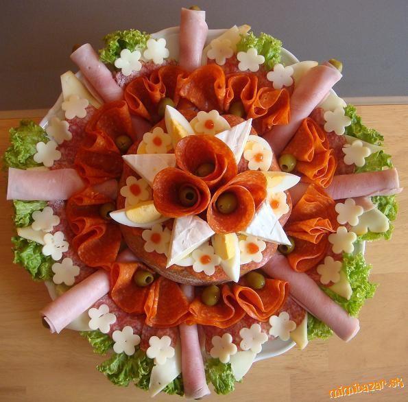 Görsel Salata Sunumları 14