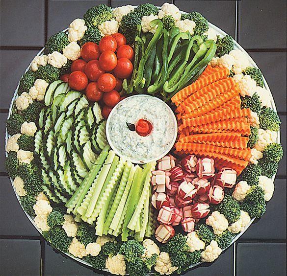 Görsel Salata Sunumları 41
