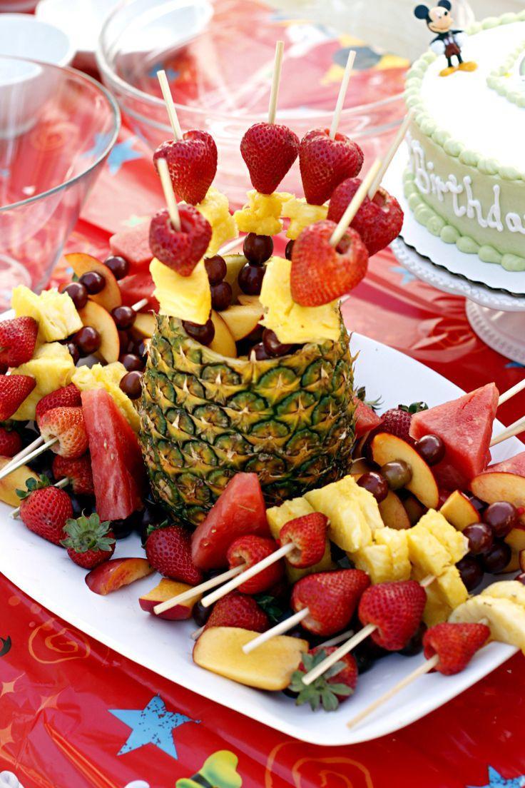 Muhteşem Meyve Süsleme Ve Sunumları 22