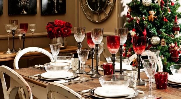 Şık Bir Yemek Masası Hazırlamanın Püf Noktaları 3