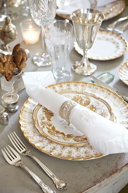 Şık Bir Yemek Masası Hazırlamanın Püf Noktaları 13