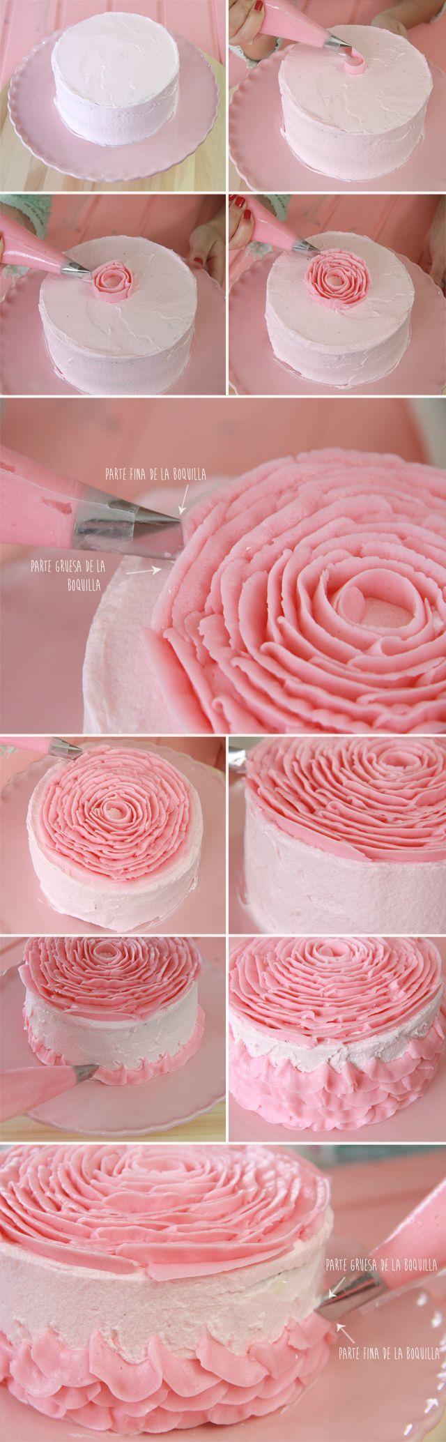 Pasta Süsleme Sanatı 20