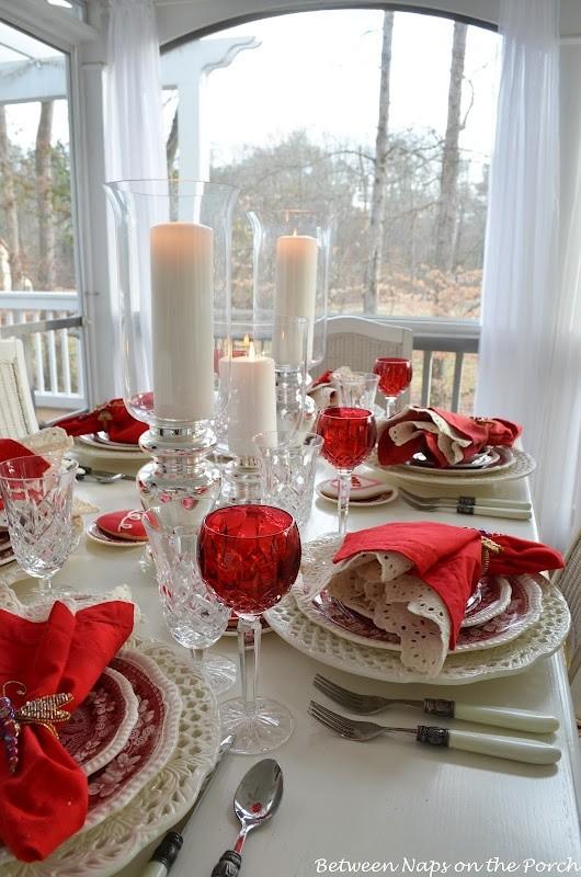 Şık Bir Yemek Masası Hazırlamanın Püf Noktaları 2