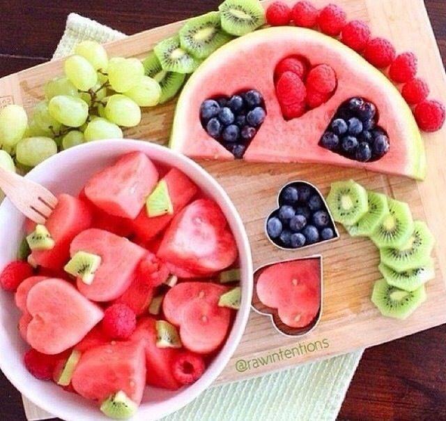 Muhteşem Meyve Süsleme Ve Sunumları 13