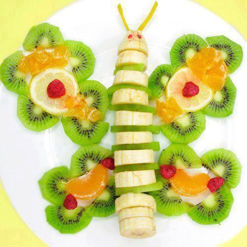 Muhteşem Meyve Süsleme Ve Sunumları 23