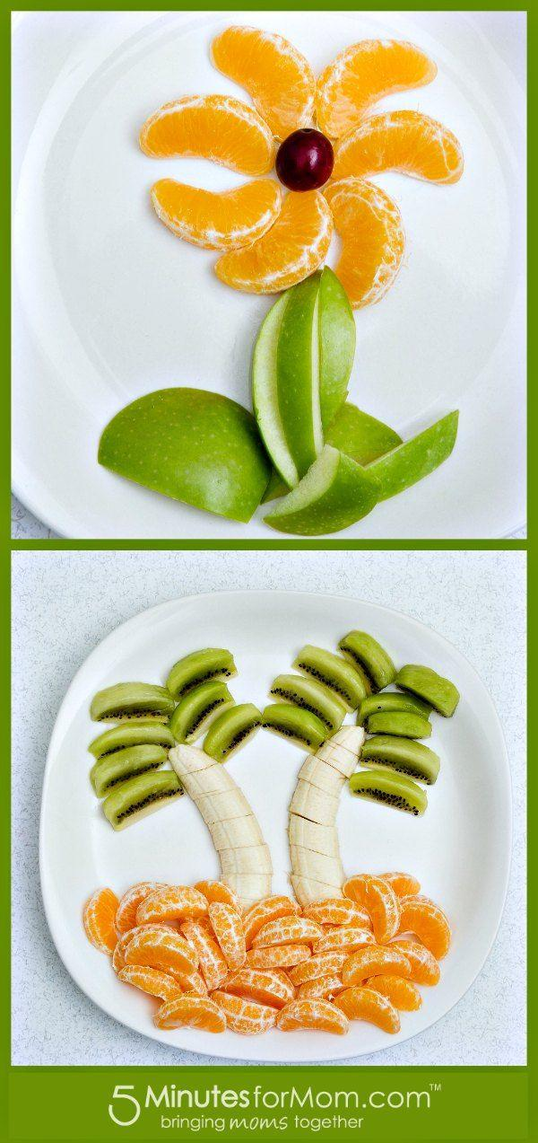 Muhteşem Meyve Süsleme Ve Sunumları 8