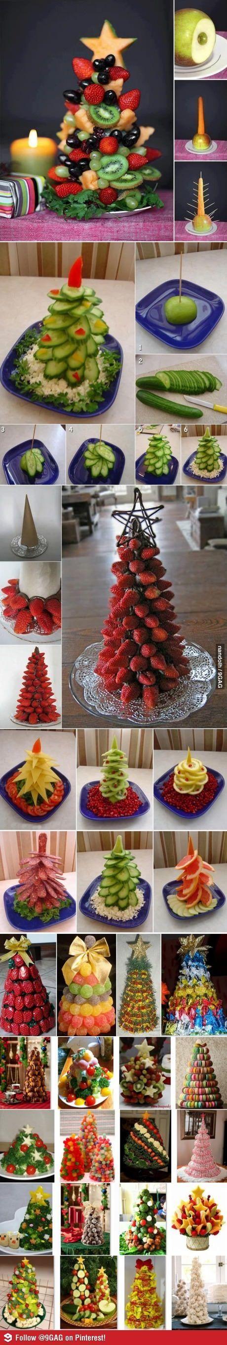 Muhteşem Meyve Süsleme Ve Sunumları 17
