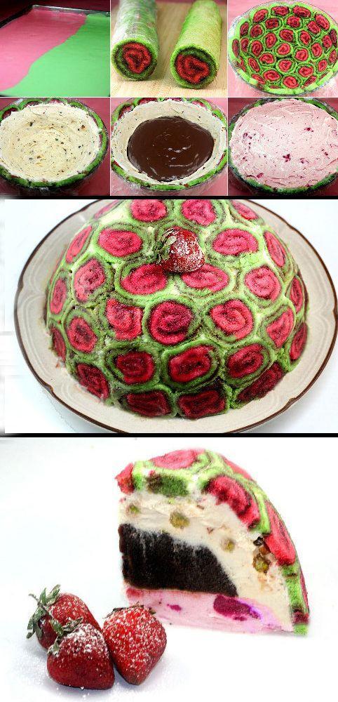 Pasta Süsleme Sanatı 12
