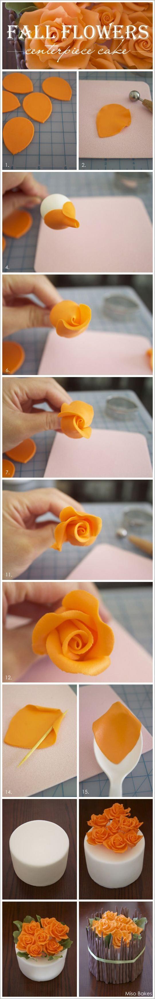 Pasta Süsleme Sanatı 11