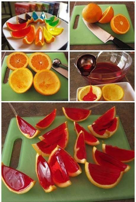 Muhteşem Meyve Süsleme Ve Sunumları 25