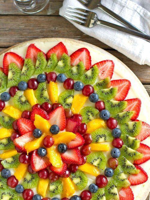 Muhteşem Meyve Süsleme Ve Sunumları 7