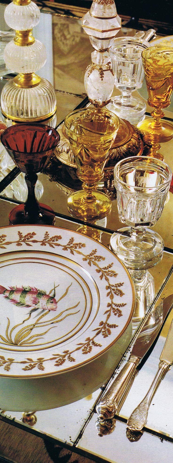 Şık Bir Yemek Masası Hazırlamanın Püf Noktaları 32